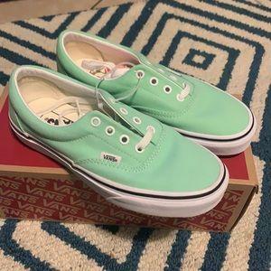 Vans Era Mint Green